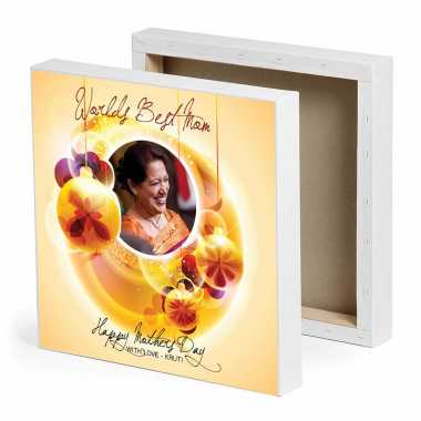 Mother's Day Photo Canvas