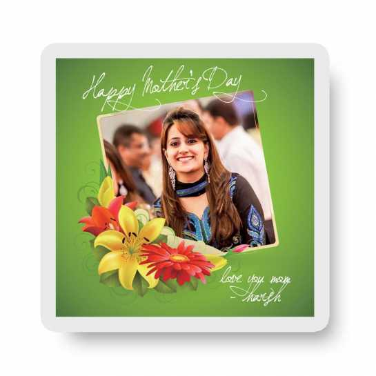 Personalized Photo Magnet