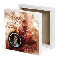 Father's Day Photo Canvas