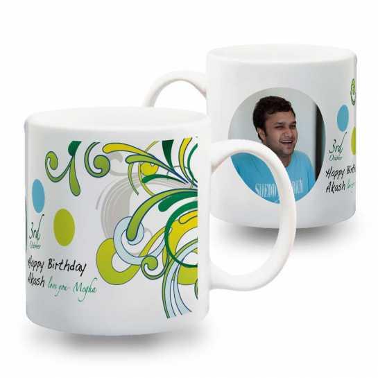 Happy Birthday-Mug