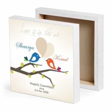 Happily Committed - Canvas