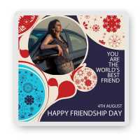 You're the Best - Friendship Day Magnet