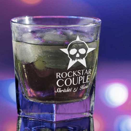 Rockstar Couple - set of 2