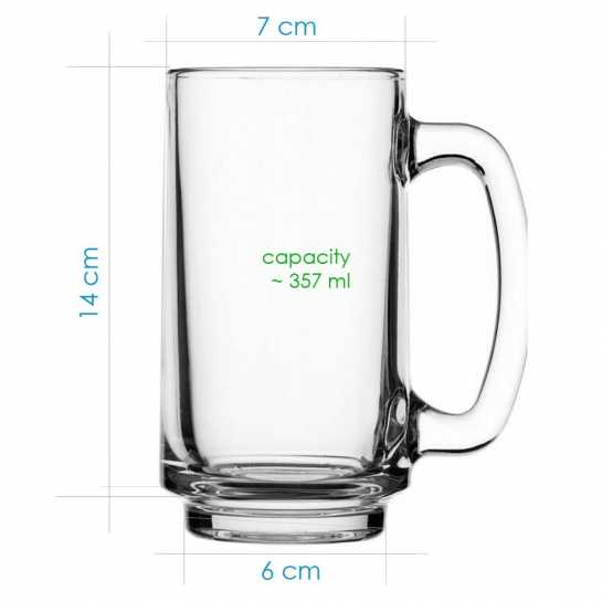 beer mug description