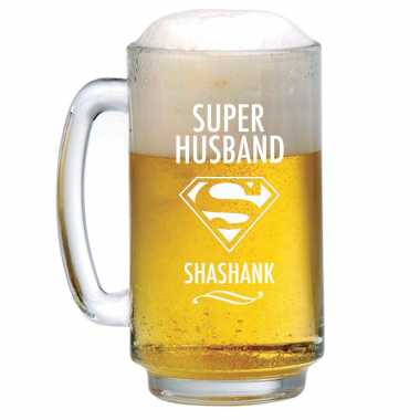 Super Husband - Beer Mug