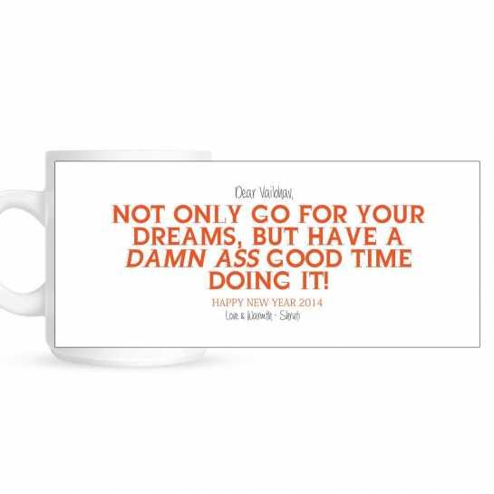 Success - New Photo Mug