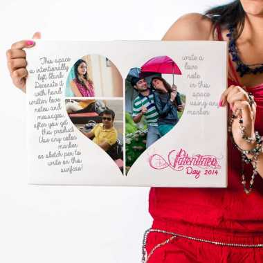 Photo Collage Valentine Day