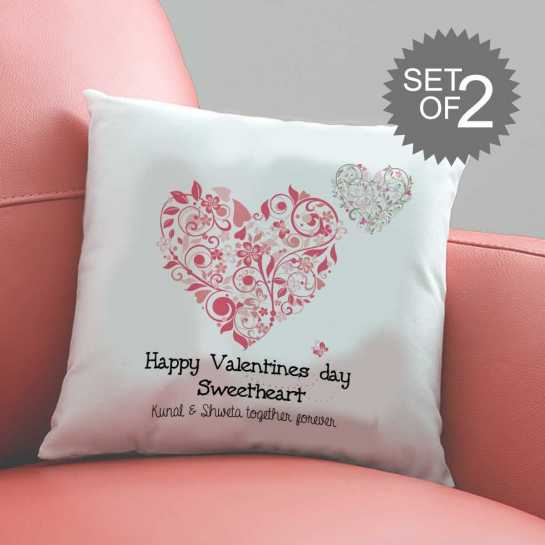 Valentine Cushion (Set of 2)
