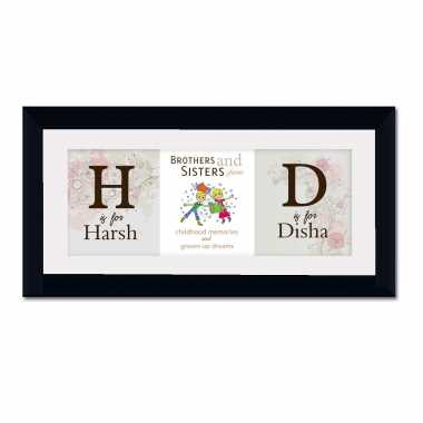 Cute Brother-Sister-Frame