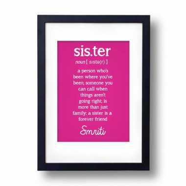 Sister-Frame