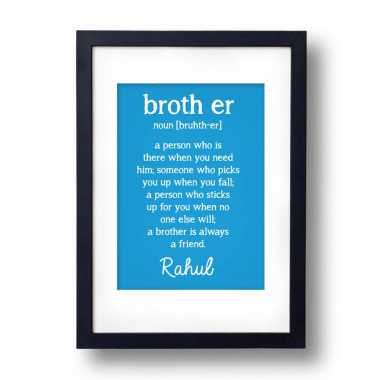 Brother-Frame