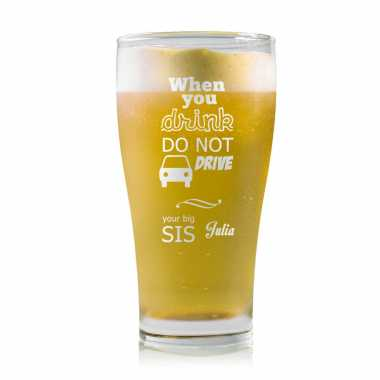 Don't Drink and Drive - Beer Mug