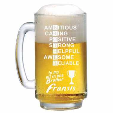 Brother - Beer Mug