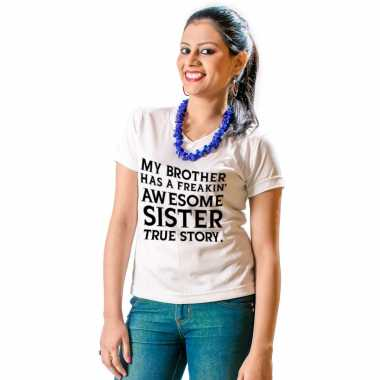 T-shirt for Sister - take it Easy