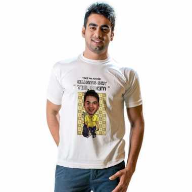 Caricature T-shirt