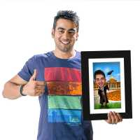 Graduation - Caricature Photo Frame