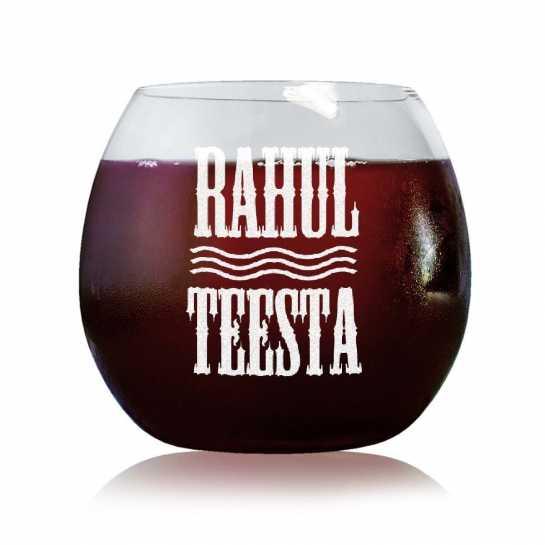 Hottest Couple - Stylish Wine Glasses