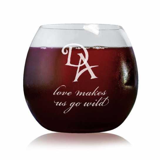 Wine Love - Stylish Wine Glasses