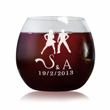 Dance with Wine - Stylish Wine Glasses