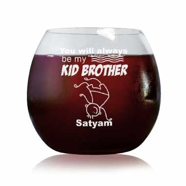 Kid Brother - Stylish Wine Glasses