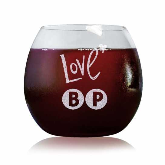 Together Forever - Stylish Wine Glasses