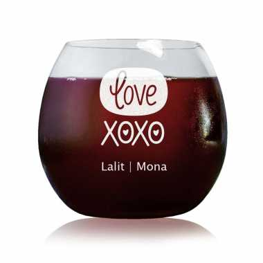 XOXO - Stylish Wine Glasses