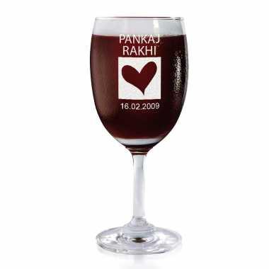 Blind Love - Wine Glasses