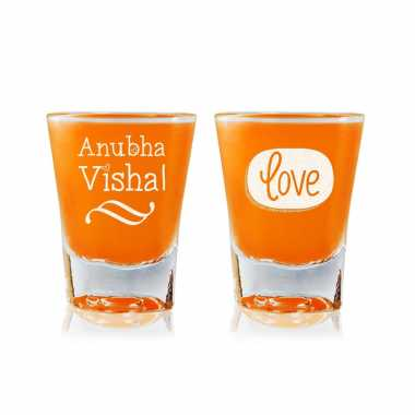 Our Love - Shot Glasses