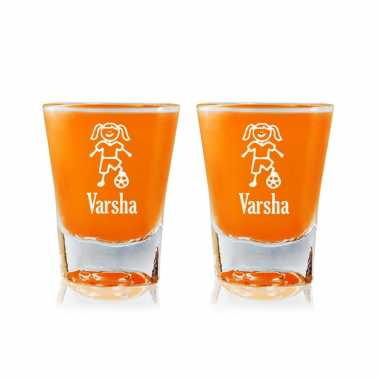 Lets Football - Shot Glasses