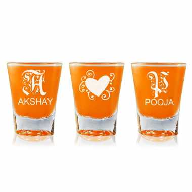 Ancient Love - Shot Glasses