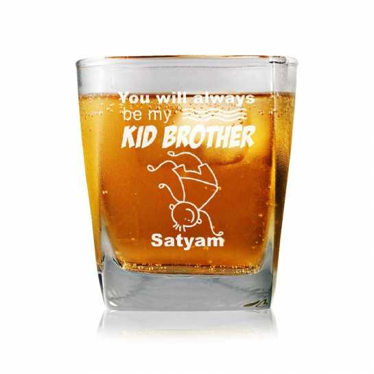 Kid Brother - Whisky Glasses