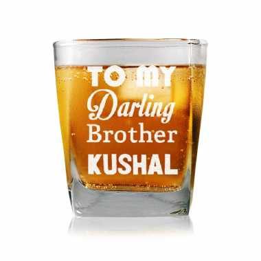 Darling Brother - Whisky Glasses