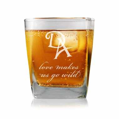 Wild Love - Whisky Glasses