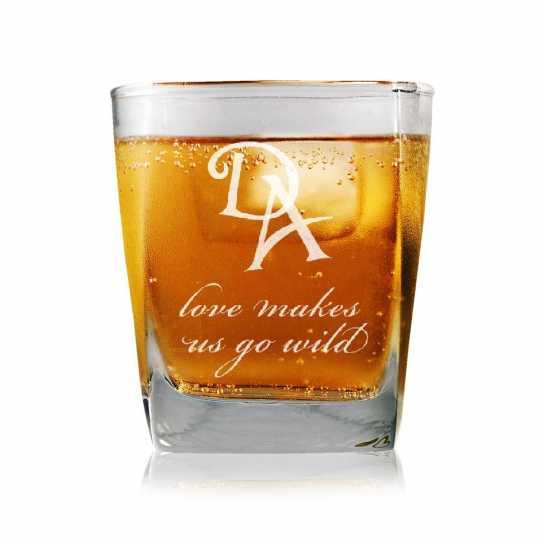 Wild Love - Whisky Glasses