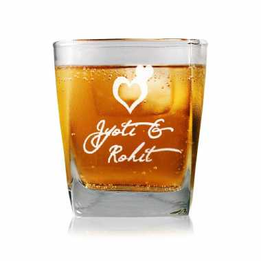 Perfect Couple - Whisky Glasses