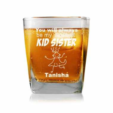 Kid Sister - Whisky Glasses