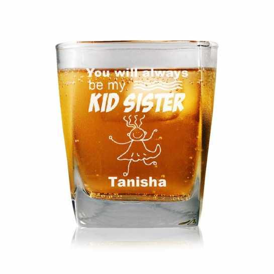 Kid Sister - Whisky Glasses