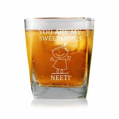 Sweet Little Sis - Whisky Glasses