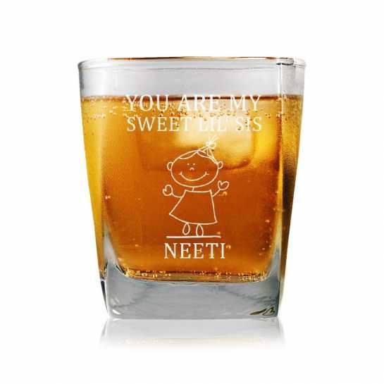 Sweet Little Sis - Whisky Glasses