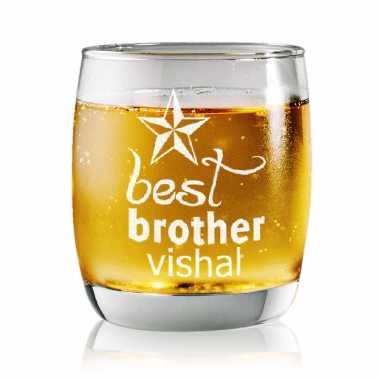 Best Brother - Rock Glasses