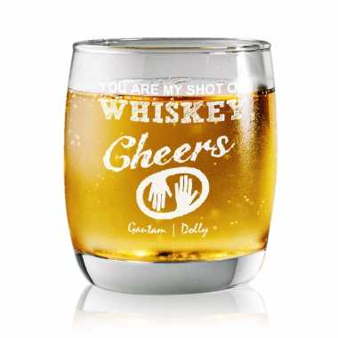 Cheers - Rock Glasses