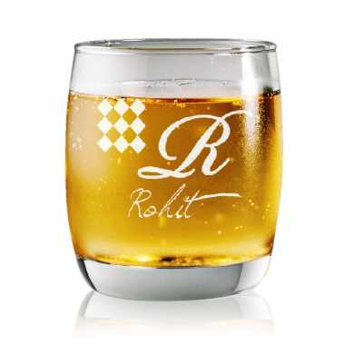 Whisky Blast - Rock Glasses