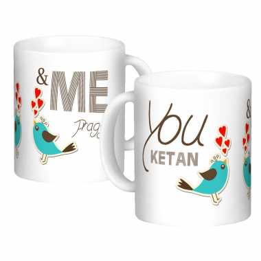 Personalized Mug for Couple - 81