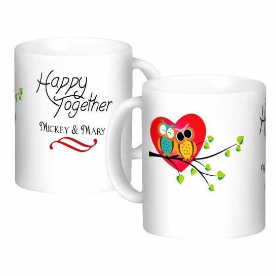 Personalized Mug for Couple - 83