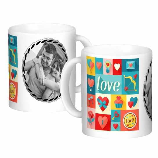 Personalized Mug for Couple - 111