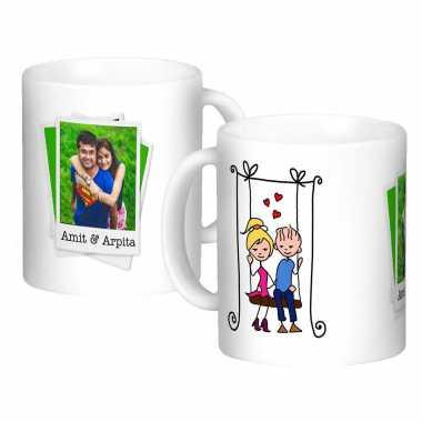 Personalized Mug for Couple - 118