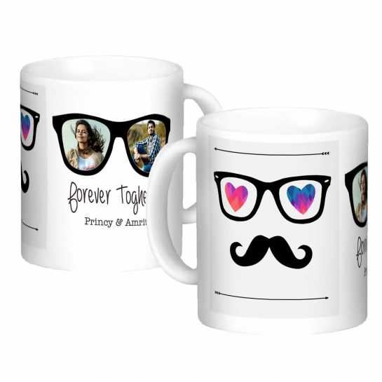 Personalized Mug for Couple - 119