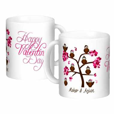 Personalized Mug for Couple - 126