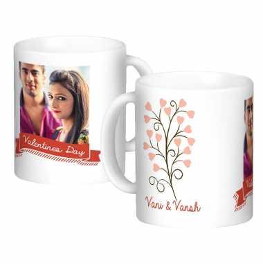 Personalized Mug for Couple - 128