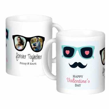 Personalized Mug for Couple - 129